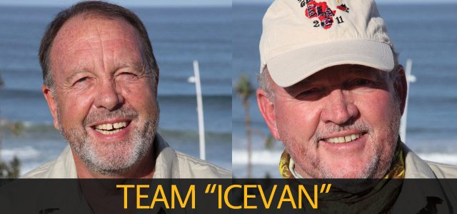 Day 1 to 9 – Team IceVan