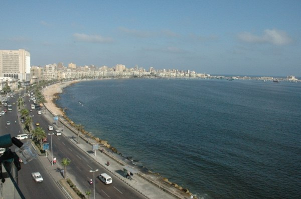 Alexandria beachfront