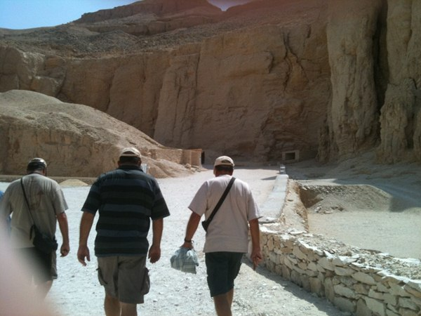 and then off to Ramses