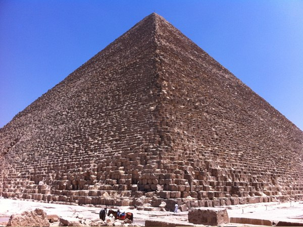 Day 51 – Cairo to Giza