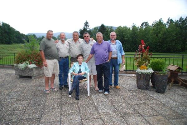 A visit to Hanna in Klosterreichenbach
