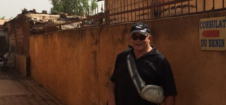 Day 15 –  A rest day in Bamako (Mali) 25th June 2014
