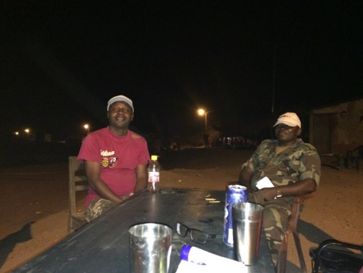 A evening of Nkonki Chess