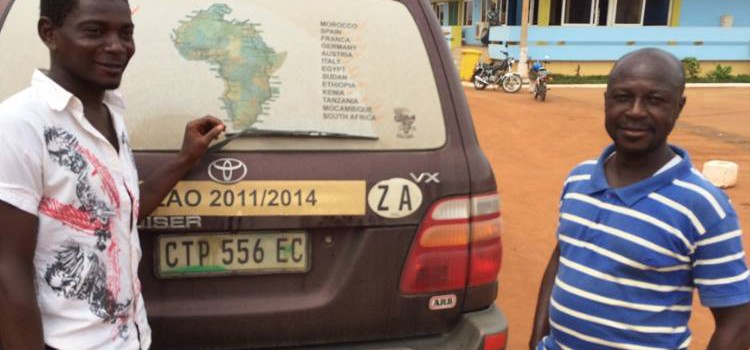 Day 21 – Accra (Ghana) to Lome (Togo)