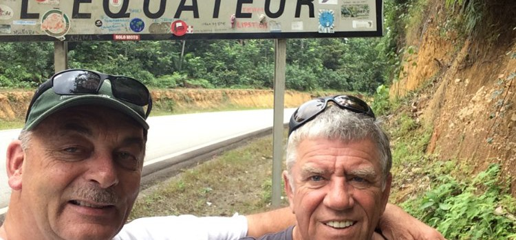 Day 36 – From Oyem to Libreville (Gabon)