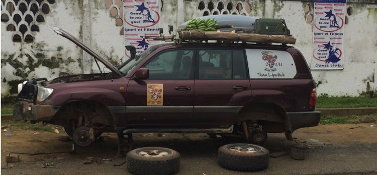 Day 33 – From Douala to Kribi (Cameroun)