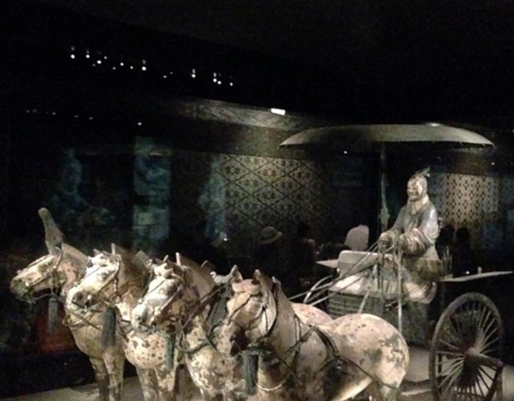 Chariots..