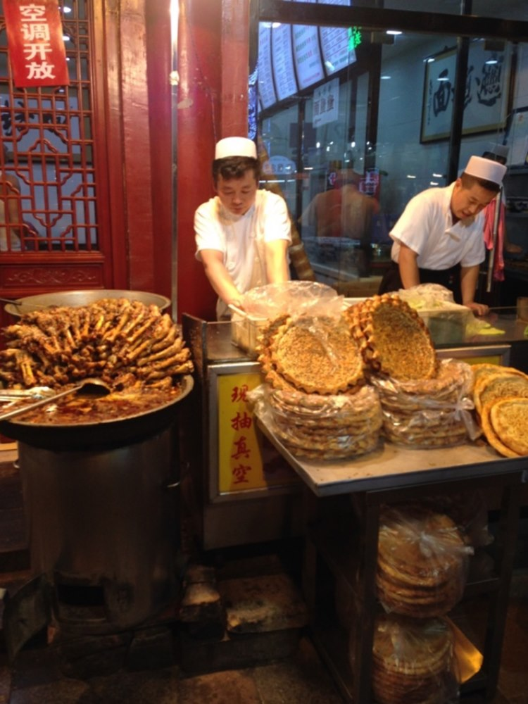 night markets of Xiang