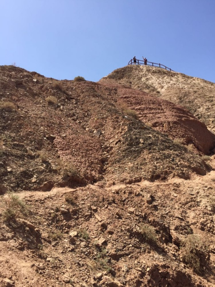 This place is most probably the closest you can get to Mars on Earth