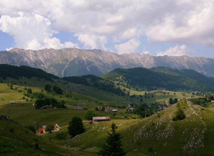 Draculas mountains