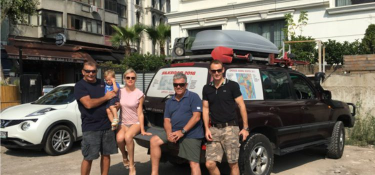 Day 53 & 54 (Restday) 30th & 31st July 2016 – Bodrum to Istanbul