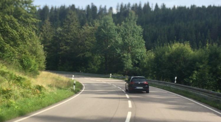 driving winding roads