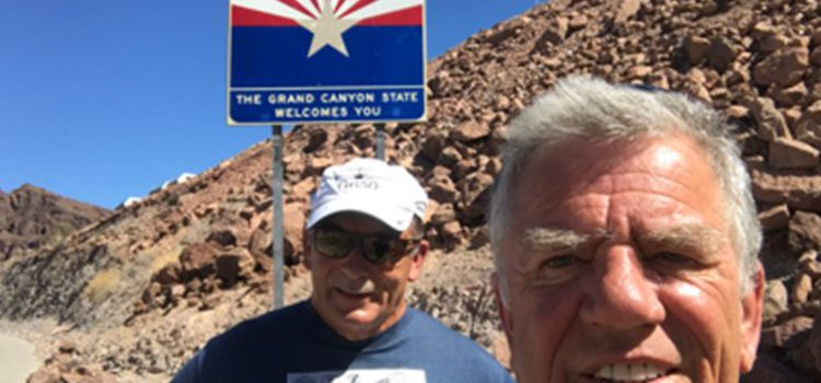 Day 26 – 12th September – Las Vegas to Grand Canyon and Needles