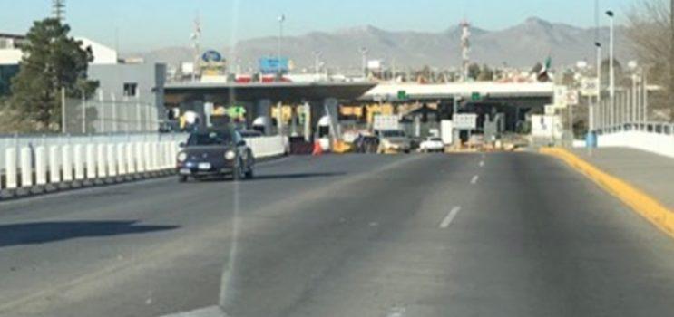 Day 4 – 18th January – El Paso (USA) to Camargo (Mexico)