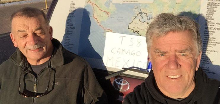 Day 5 – 19th January – Camago to San Luis Potosi
