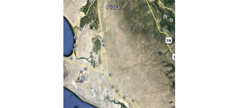 Day 29 – 13th February – Machala (Equator) to Trujillo (Peru)