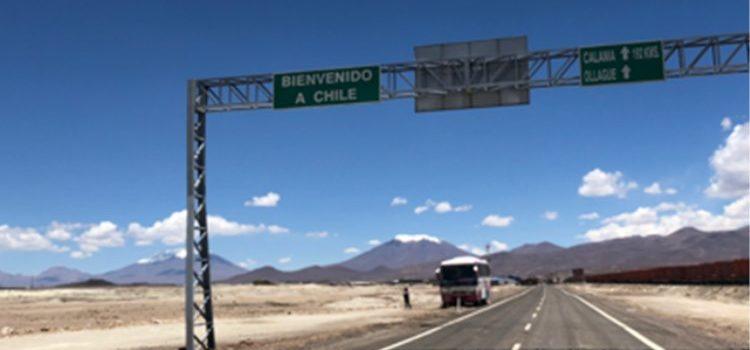 Day 38 – 22nd February – Uyuni(Bolivia) to Antofagasta (Chile)