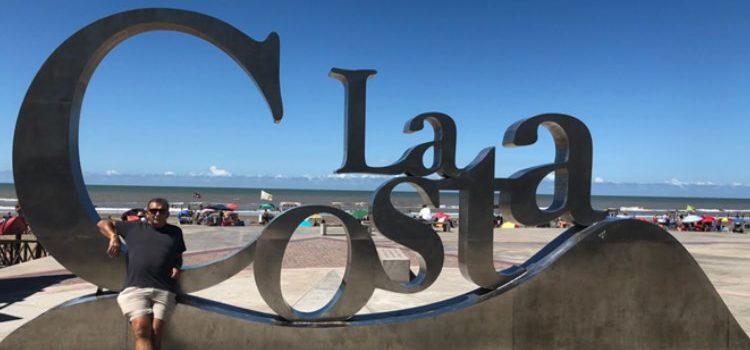 Day 45 – 1st March – Mar del Plate to San Bernardo