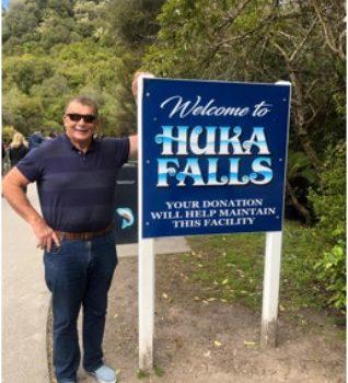 Day 4– 29 September 2019 – Wellington to Rotorua