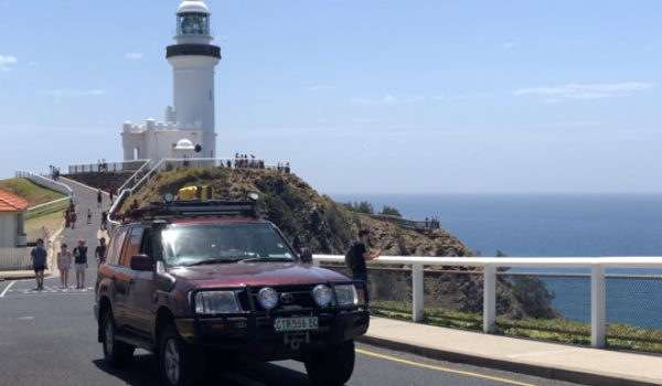 Day 23 – 18th October 2019 – Grafton to Gold Coast