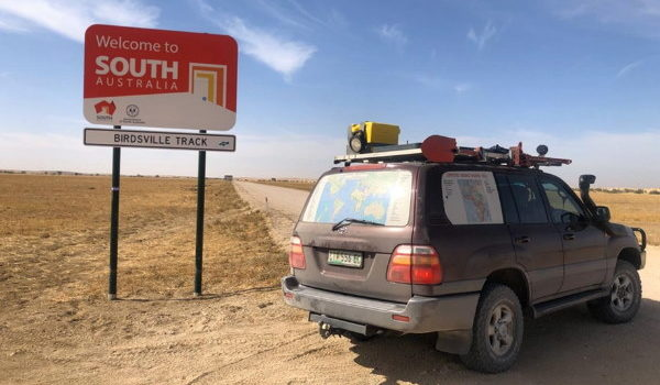 Day 32 – 27thOctober 2019 – Birdsville to Marree